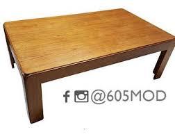 Teak Coffee Table Teak Coffee Table Etsy