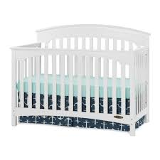 White 4 In 1 Convertible Crib by Wadsworth Convertible Child Craft Crib Child Craft