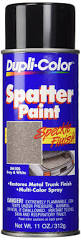 dupli color dm100 gray and white spatter trunk paint 11 oz