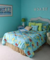 Bedroom Set Green Or Blue Bedroom Beach Themed Bedrooms With Orange Wall And Brown Strip