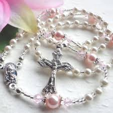 baby rosary shop baby rosary on wanelo
