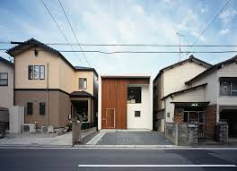 Japanese Small Home Design - wbe house a small contemporary home in japan by auau