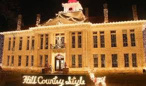 johnson city texas christmas lights holidays in the hill country johnson city texas hill country