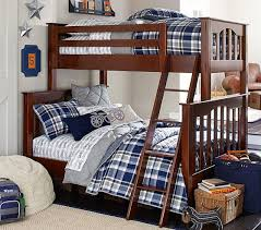 Pottery Barn Full Size Bed Bedding Mesmerizing Pottery Barn Bunk Beds Catalina Kids Bed