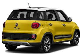 fiat fiat 500l hatchback models price specs reviews cars com