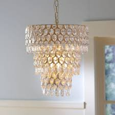 Pottery Barn Ceiling Light Teardrop Chandelier Pbteen