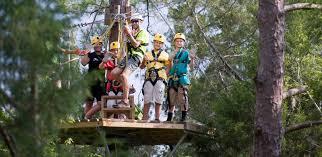Treetop Canopy Tours by Florida Zip Line Adventures Orlando Zipline U0026 Canopy Tours