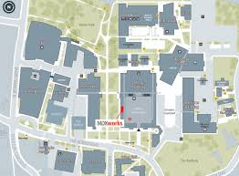 Vanderbilt Campus Map Middlesex University Campus Map Image Gallery Hcpr