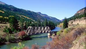 Colorado Scenery images Colorado scenic byway silver thread jpg