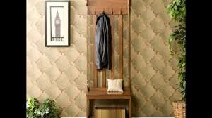 Entryway Storage Bench by Entryway Storage Bench With Coat Rack Youtube