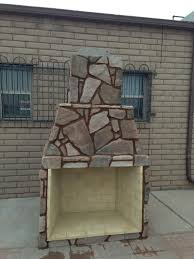 masonry fireplace kits outdoor wood burning fireplace kits