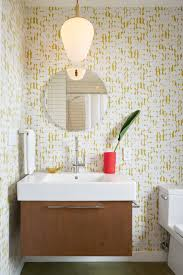 Wallpaper Designs For Bathrooms by 15 Reasons To Love Bathroom Wallpaper