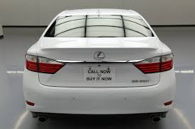 lexus es 350 factory warranty used 2015 lexus es 350 for sale 29 280 vroom