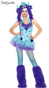 Monsters Halloween Costumes Adults Sully Monsters Sully Costumes Halloween Ideas