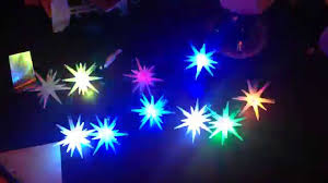philips color changing starburst lights