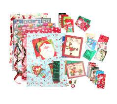 christmas gift wrap sets lindy bowman 75 christmas gift wrap set page 1 qvc uk
