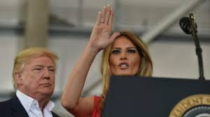 petition calls for melania trump to move to white house or pay ny