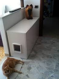 Cat Door For Interior Door A Long One For Cat Lovers Ikea Hackers Ikea Hackers