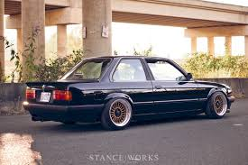 bmw 325i stanced my 86 325 stanceworks photoset r3vlimited forums