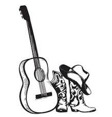 cowboy boots royalty free vector image vectorstock