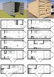 Storage Container Floor Plans - tiny scale shipping container house cool container homes that