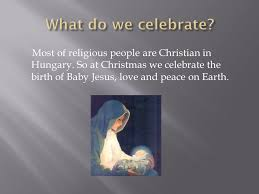 most of religious are christian in hungary so at