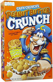 r ultat cap cuisine amazon com quaker cap n crunch s peanut butter crunch cereal 17 1
