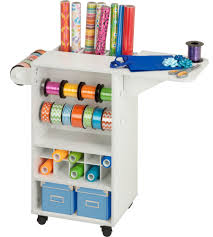 gift wrapping accessories gift wrapping station in gift wrap organizers