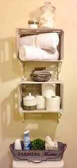 shelves in bathrooms ideas country farmhouse bathroom storage shelves decor