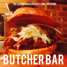 butcher bar astoria u2014 the sandwich enthusiast