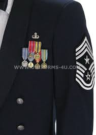 ribbons placement dress blues best dressed