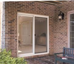 Vinyl Patio Door Vinyl Sliding Patio Doors Patio Doors West Shore Window