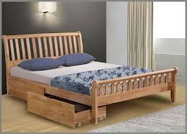 King Wooden Bed Frame Wooden King Size Bed Frame Ebay Wooden Global