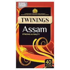 twinings assam tea bags 40 twinings tea