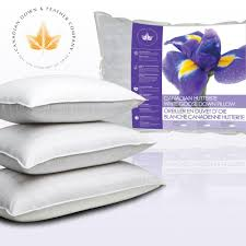 pillows canadian down u0026 feather company