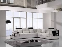 living room sectional sofa stores leather and cloth sectional