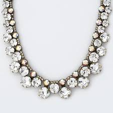 round crystal necklace images Sorrelli necklaces statement necklaces pendants multi chains jpg