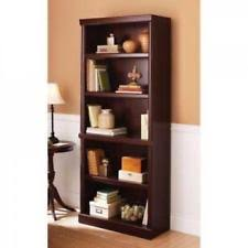 solid wood bookcases ebay