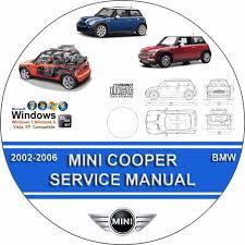 28 mini cooper workshop manual front cover mini repair