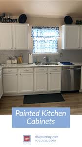 how to professionally paint cabinets white white painted kitchen cabinets dfw painting painting
