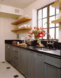 Narrow Kitchen Design Ideas Small Kitchen Design Ideas Photos Caruba Info
