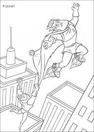 incredibles 3 coloring pages hellokids