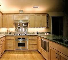 Maple Shaker Style Kitchen Cabinets by Affordable Custom Cabinets Showroom