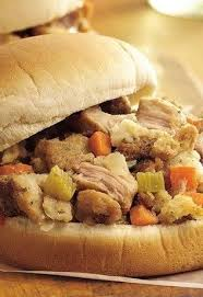 cooker turkey and dressing sandwiches recipe cooker