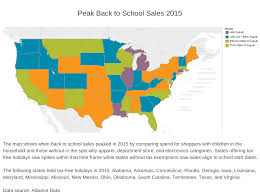 Ohio Sales Tax Map by Back To Your Lesson Plan For A Successful 2016 Alliance