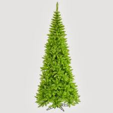 modest design lime green christmas tree themes white with bright