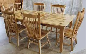 hickory dining chairs island kitchen