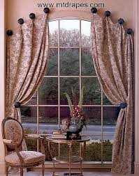 Hanging Curtains With Rings Curtains Hanging Shower Curtain Rod From Ceiling Awesome Drapery
