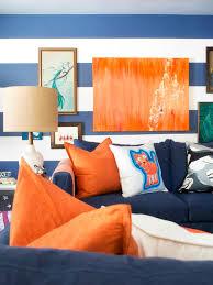 blue and orange decor mesmerizing blue and orange living room magnificent i on living room