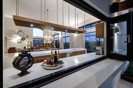 fabulous folding kitchen windows design for a practical dining bar